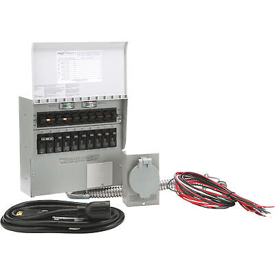 Reliance Transfer Switch Kit -10 Circuit Model 310crk