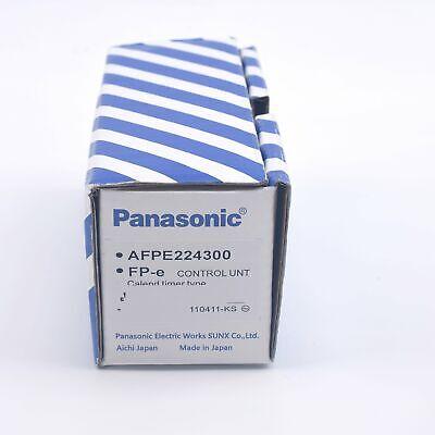 New Panasonic Plc Afpe224300 Control Unit 1 Year Warranty Free Shipping