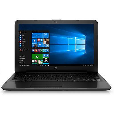 "HP 250 G4 Notebook  39cm (15,6"") matt / Intel  N3050, 1TB HDD,  Windows 10"