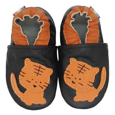 3y soft sole leather toddler shoes