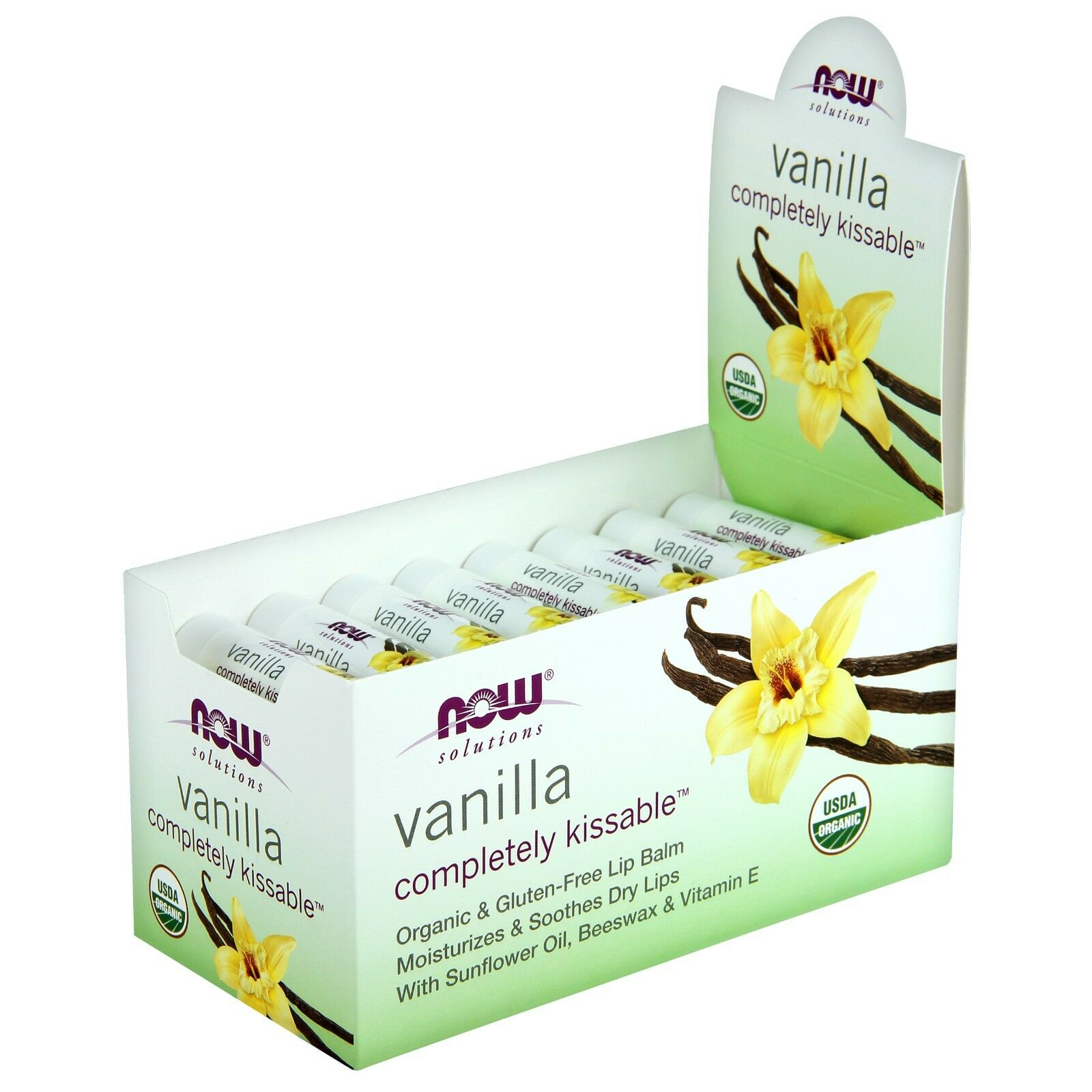 now-foods-completely-kissable-vanilla-lip-balms-32-pack