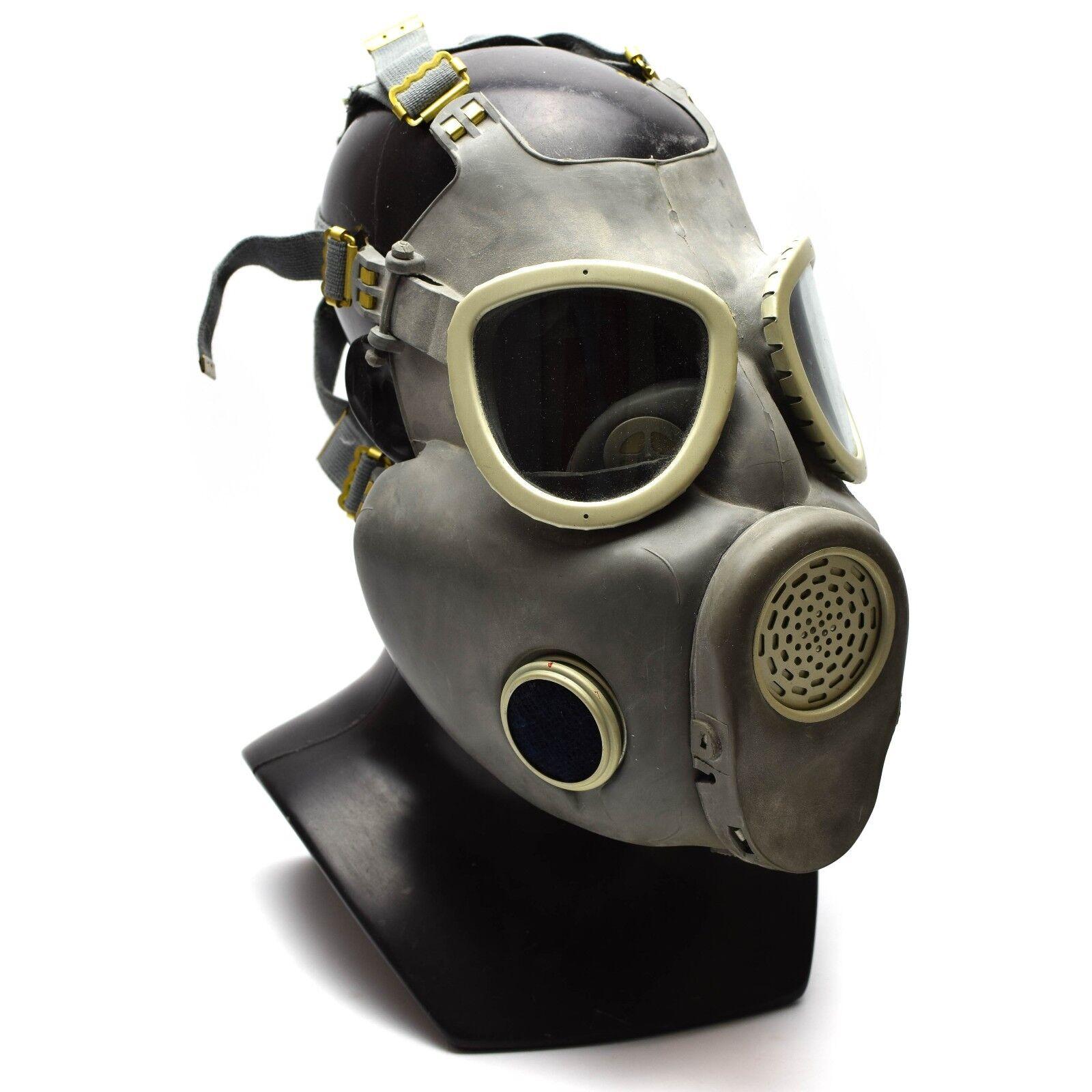 Polish Military Gas Mask MP-4 Genuine respiratory chemical G