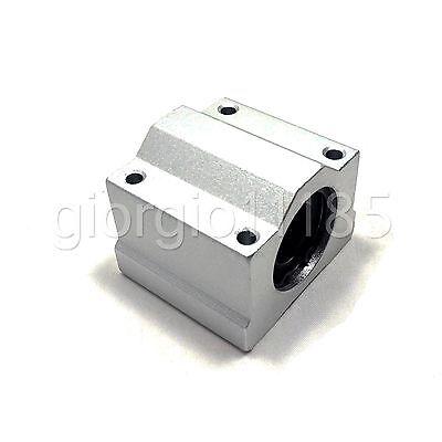 Us Stock 4pcs Sc10uu Scs10uu 10mm Cnc Linear Ball Motion Bearing Slide