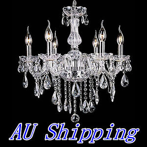 Wonderful Crystal Chandelier with 6 lights Ceiling light Pendant light