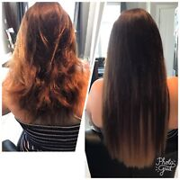 TOP QUALITY EXTENSIONS! In salon /mobile services! Fusions