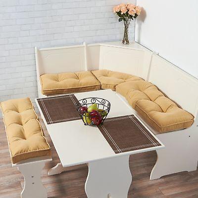 - Kitchen Nook Cushion Set - Hyatt (4 pc)
