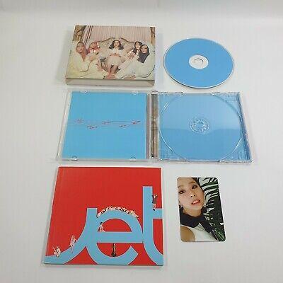 Red Velvet 2nd Mini Album The Velvet CD Booklet Seulgi photocard 1p K-POP Opened