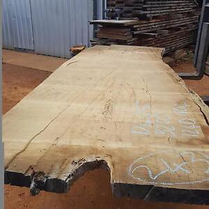 Marri timber slab to 3200 long by 1240 wide Boddington Boddington Area Preview