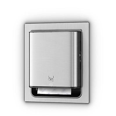 Ada Compliant Version -- Sca 461023 Tork Paper Towel Dispenser Automatic Wave