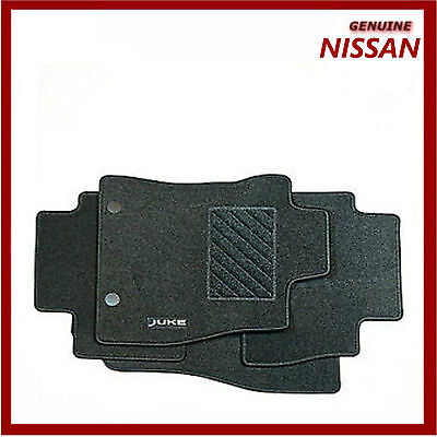 Genuine Nissan Juke 2011  Tailored Textile Carpet Car Mats KE7551K021