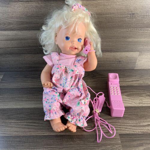 Vintage Mattel Telephone Tammy 1994 Remote Control RARE!