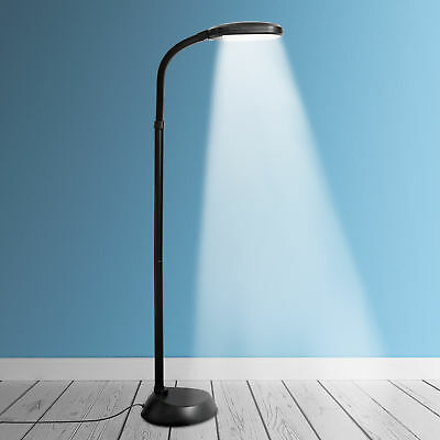 Used, Kenley Natural Daylight Floor Lamp - 12W LED Dimmable - Adjustable Reading Light for sale  United Kingdom