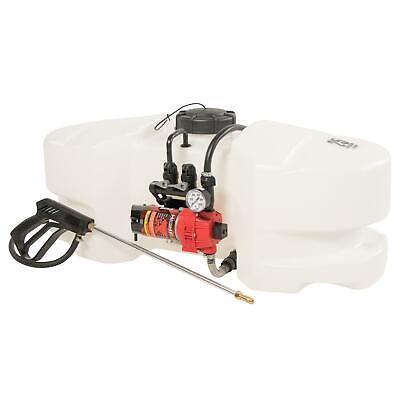 95 Ltr 4.5GPM High Flow 60psi Spot Sprayer With Pressure Gauge