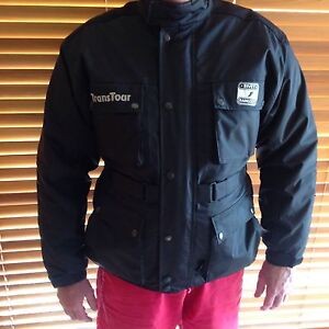 Rivet Motorcycle Jacket waterproof with armour size XS men's 38 Belmont Lake Macquarie Area Preview