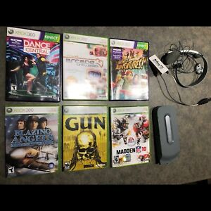Xbox 360 Games & Accessories - Everything must go