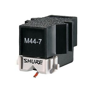 Shure M44-7 Cartridge & Stylus - Purchase Before 3pm For Same Day Dispatch M447