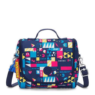 Kipling Kichirou Pac Man Lunch Bag Pacman Bts