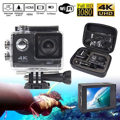 SJ9000 Wifi 4K 1080P Ultra HD Sport Action Camera Waterproof DVR 16MP Camcorder