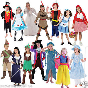 KIDS-Fancy-Dress-BOOK-WEEK-Fancy-Dress-Costume-BOOK-DAY-Outfit-BOYS-GIRLS-NEW