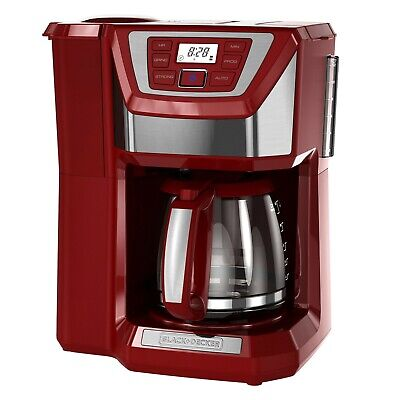 12 Cup Coffee Maker With Grinder Unavoidable Whole Bean Machine Programmable Brew