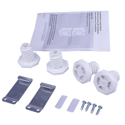 Laundry Stack Kit ( NEW Laundry Stacking Kit For Whirlpool Kenmore Maytag W10869845)
