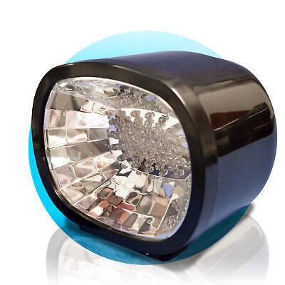 ite 65 LED Disco Strobe RGB LICHTORGEL BLITZ rot gelb blau (Disco Strobe Licht)