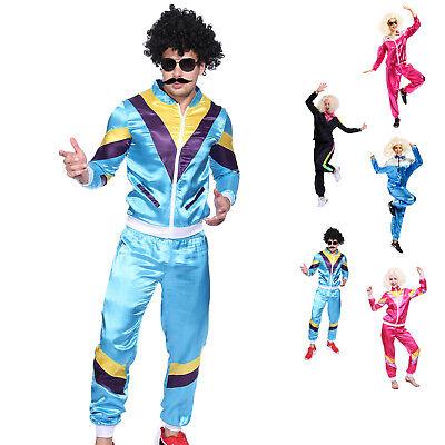 80er Jahre Kostüm für Herren Damen Trainingsanzug Assianzug - 80 Kostüme Für Herren