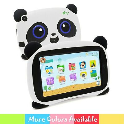 Panda Kids Tablet Android 8.1 Educational Games Parental Controls