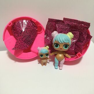 Lol dolls series 2 Bon bon and lil bon bon