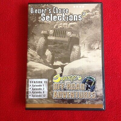 OFF-ROAD ADVENTURES Superlift Suspension 4WD technical help & Jeep action (Off Road Adventures)