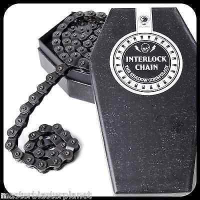 "TSC SHADOW CONSPIRACY INTERLOCK V2 CHAIN HALF LINK 1//8/"" BMX ODYSSEY PRIMO CULT"