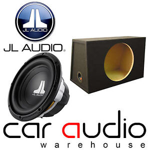 jl audio 10w0v3 4 10 inch 25cm 300 watts 4 ohm car sub subwoofer bass box ebay. Black Bedroom Furniture Sets. Home Design Ideas
