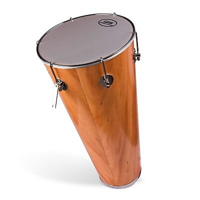 Cuban Drum - Brasilian Cuban Timba Natural Wood Drum Salsa Samba Music Instrument 4 Sizes