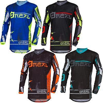 O'Neal Element Zen Moto Cross MTB Jersey MX Enduro MTB DH Trikot Mountain Bike