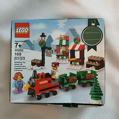 LEGO SET # 40262 NEW FACTORY SEALED !- SEE ALL 28 FROM RECENT ESTATE !! RARE