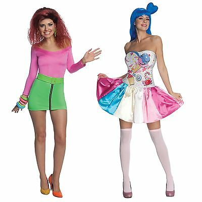 Adult Music Singer Sexy Katy Perry Candy Girl Dress / Last Friday Night - Katy Perry Friday Night Costume