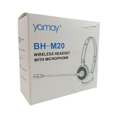 BH-M20 Wireless Bluetooth Headphone Game Headset Stereo Earphone with Mic Yamay