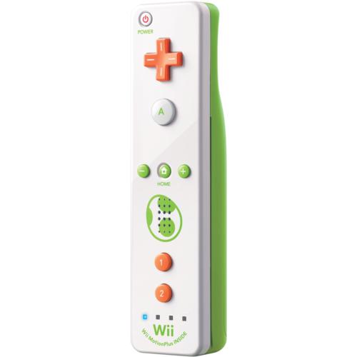 Купить Nintendo - Wii Remote Plus (Yoshi)