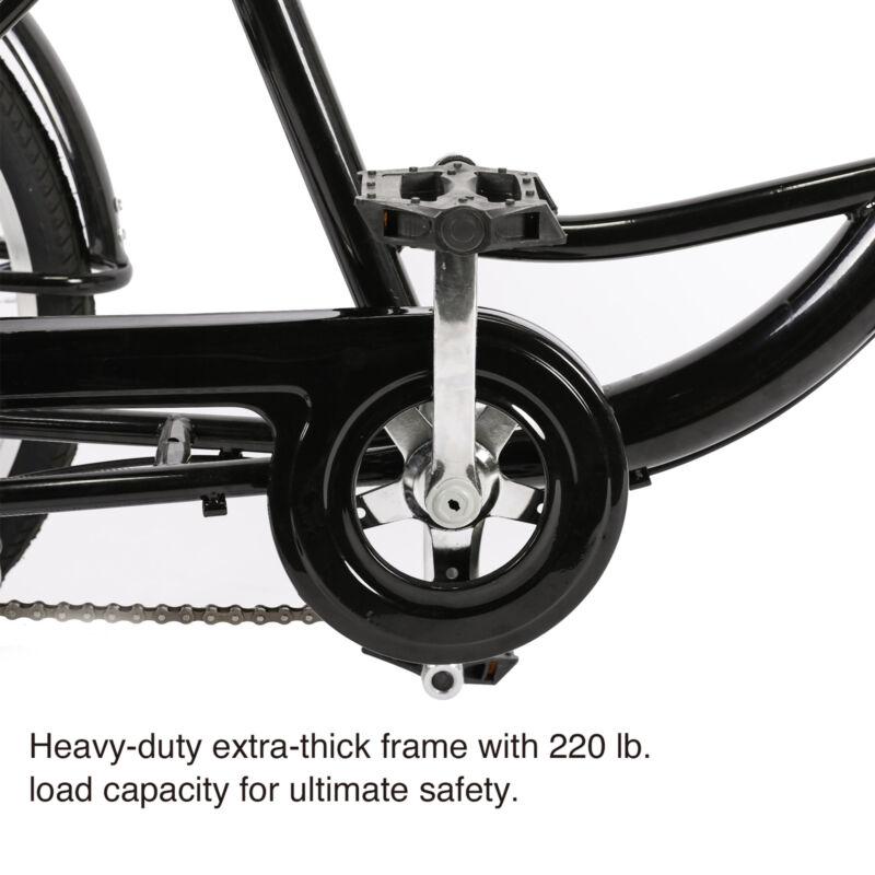 """24""""/20"""" Adult Tricycle Trike 3-Wheel Liner&"""