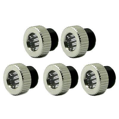 5pcs Line Laser Lens W200-1100nm P0.5 M9 Collimating Lens 30456090120