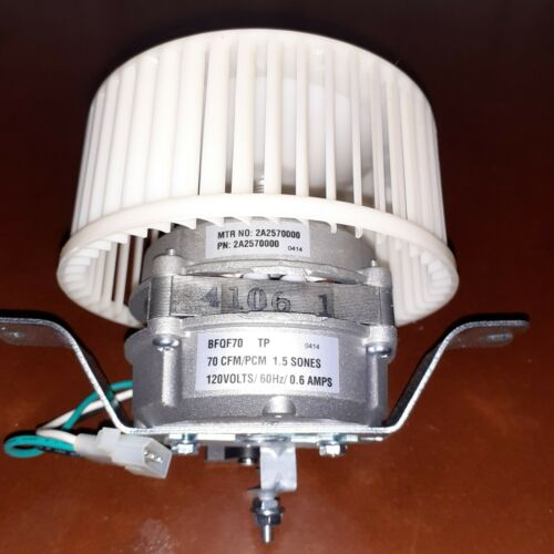 Replacement Motor for Air King Bathroom Exhaust Fan #BFQ70 7