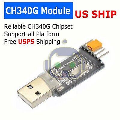 6 Pin Usb 2.0 To Ttl Uart Module Serial Converter Ch340g Module Stc 5v3.3v