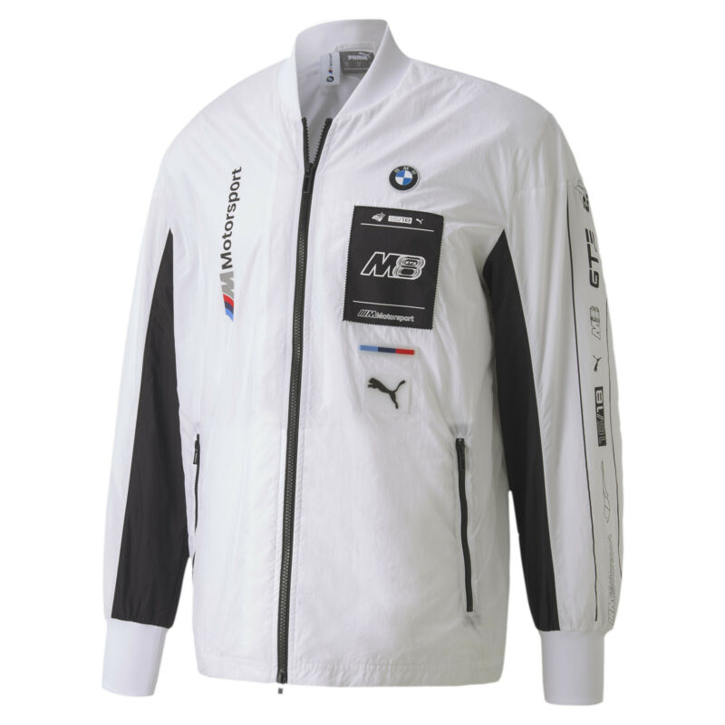 PUMA Men's BMW M Motorsport Street Jacket