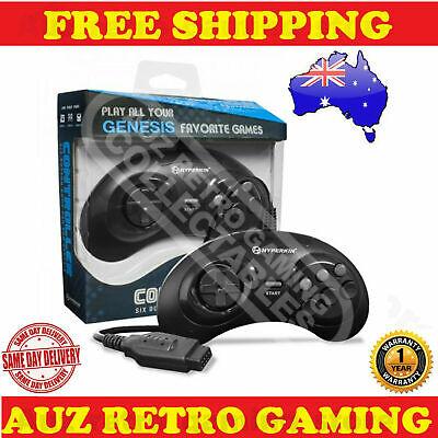 Sega MegaDrive GN6 Button Controller Gamepad PREMIUM