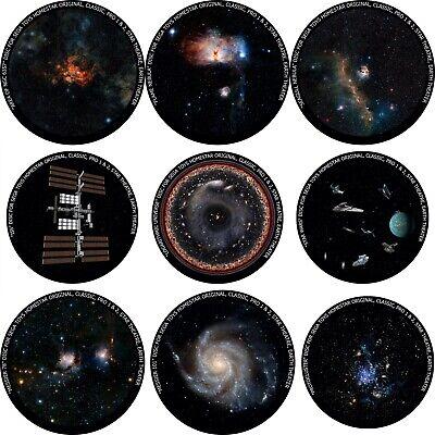 9 discs for Segatoys Homestar Pro2/Classic/Original home planetarium