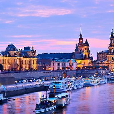 Dresden Wellness Wochenende für 2 Städtereise Gutschein Reisen 2 Personen 3 Tage