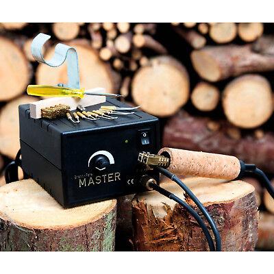 Hofmeister Brennstation Master 250-1000°C mit Regler Brennstift Brennschleifen