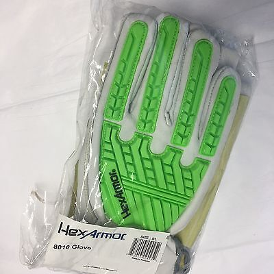 Hexarmor 8010 Oil Resistant Gloves Size 10xl Large