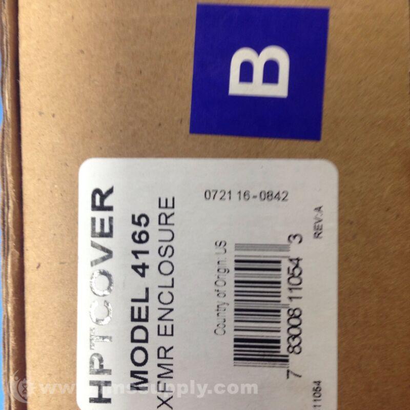 Honeywell 4165 FNOB