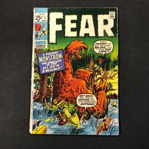 Marvel Fear #1 (1972) VG (4.0)